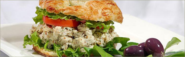 Herb Garden Tuna Salad